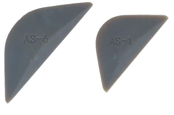 アーチ矯正パッド(大)AS6(小)AS1